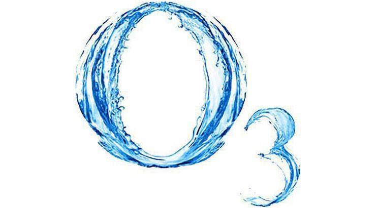 ¿Qué le hace el Ozono al Agua?