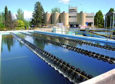 ¿Qué tratamiento se le da al agua potable?
