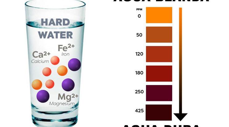 ¿Habías escuchado del término Agua Blanda?