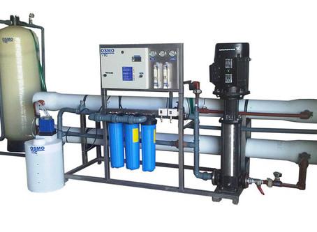 Métodos de purificación y filtración del agua.