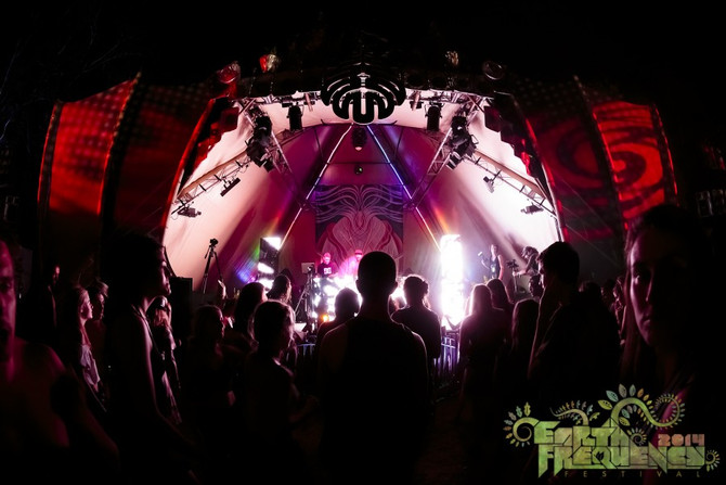 Earth Frequency Festival 2015