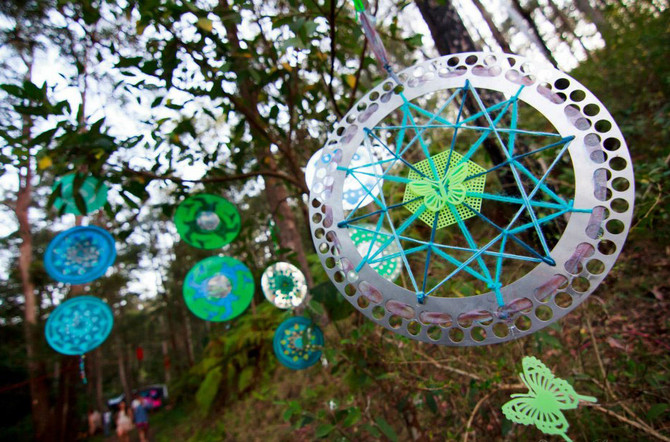 Joellart at Earth Frequency