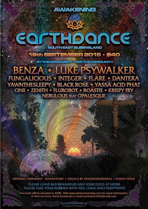 Earth Dance Queensland 2015