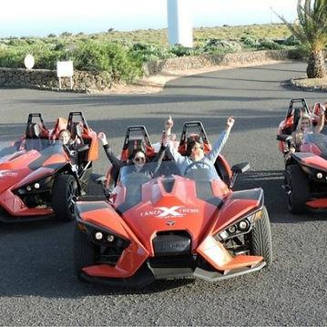 www.voyagerlanzarote.com POLARIS