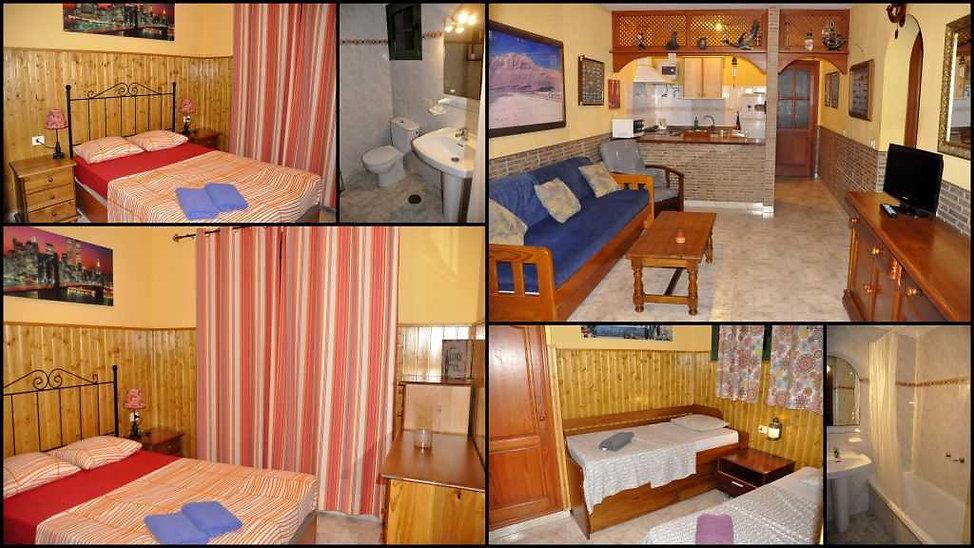 www.voyagerlanzarote.com appartement TERE