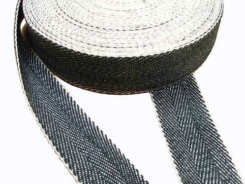 Black And White Webbing