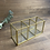 Thumbnail: Brass  Square Stand