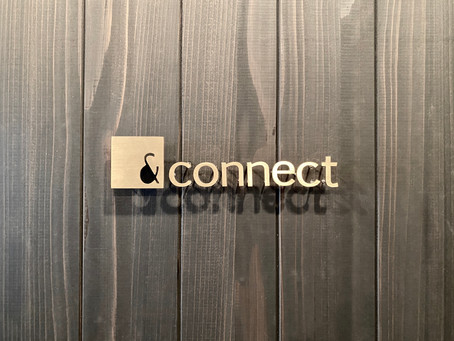 &connectと真鍮