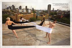 Telegraph Magazine - Gravity Fatigue