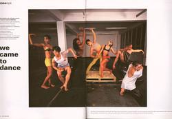 ID Magazine - Wayne McGregor