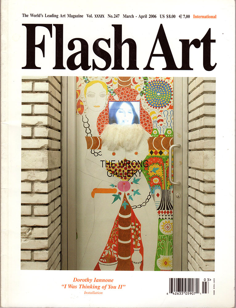 Flash Art - Cover
