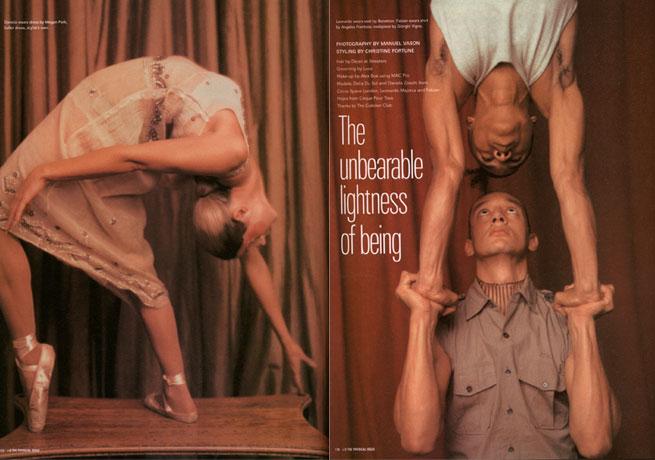 ID Magazine – The Circus Story