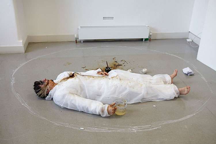 Vanessa Mitter, Beuys Keep Swinging