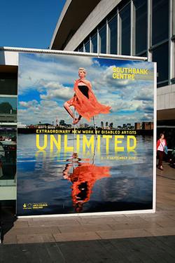 Unlimited Festival, Southbank Centre