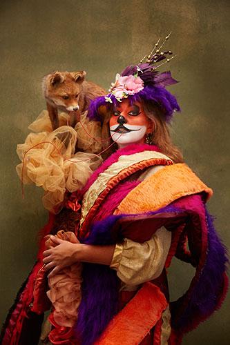 Foxy and Husk, Fox Symphony