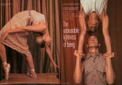 ID Magazine - The Circus Story