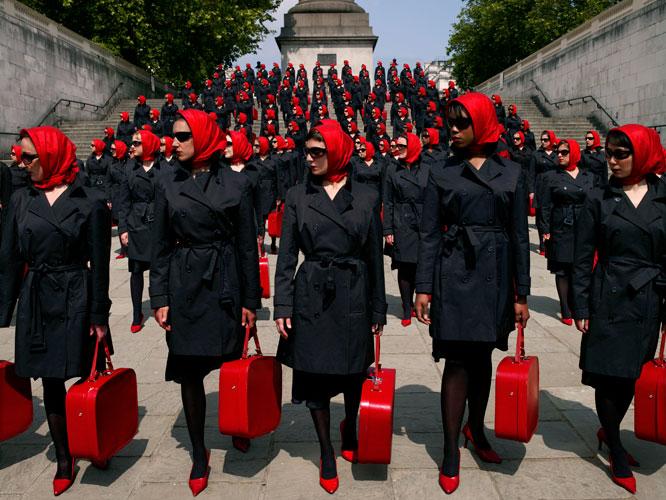 Clod Ensemble – Red Ladies