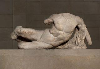 British Museum - The Parthenon
