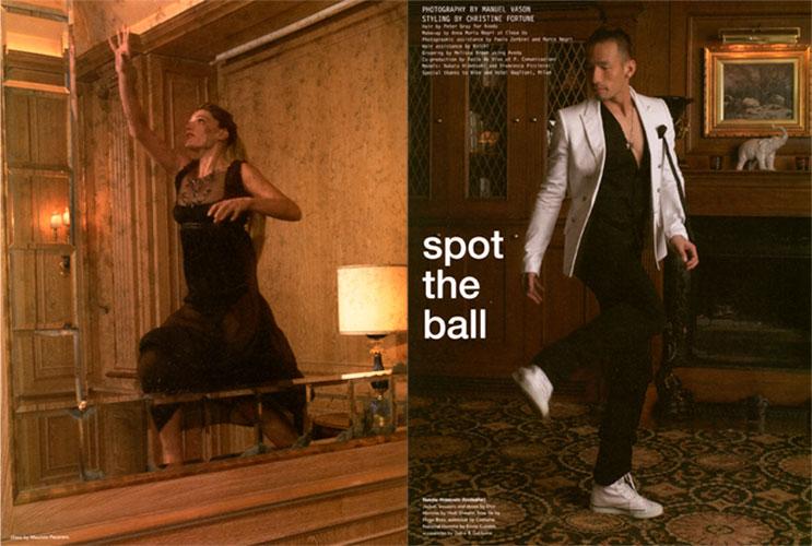 ID Magazine – Spot The Ball