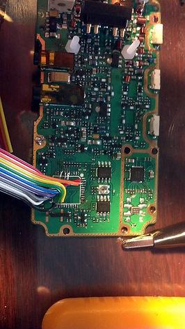 Automatizing The UV5R radio with an ARDUINO