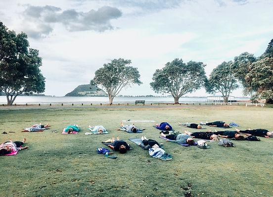 Yoga in the park_kulim park_Tauranga.JPG
