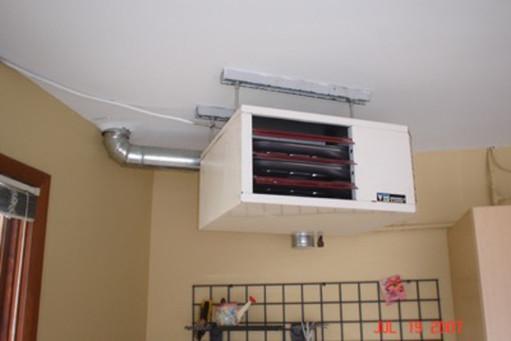 Garage heater in Mississauga