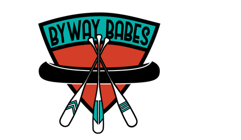The Byway Babes Logo