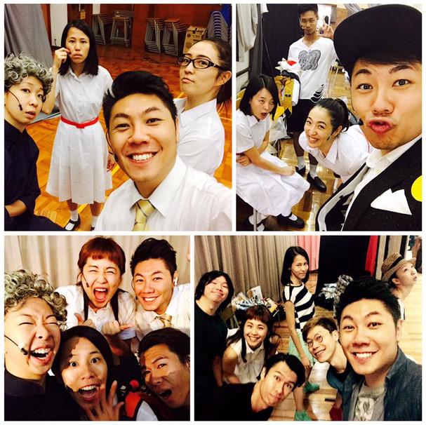Actor - Hong Kong Arts Festival Young Friends School Touring