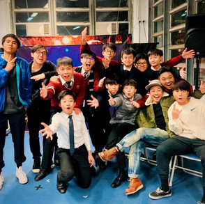 Drama Class in Chan Sui Ki (La Salle) College