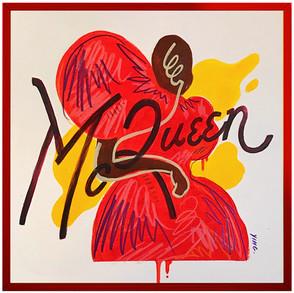 Miss you McQueen
