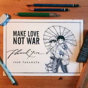 In remembrance of Isao Takahata