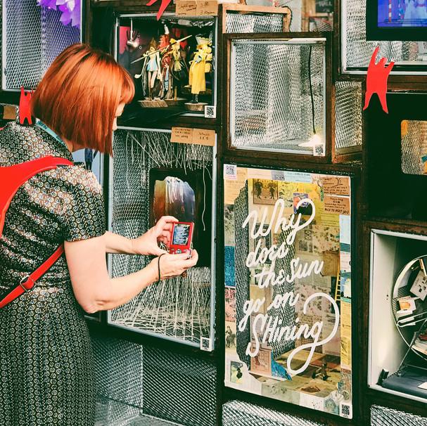"""Prague Exhibition """"Why?"""""""