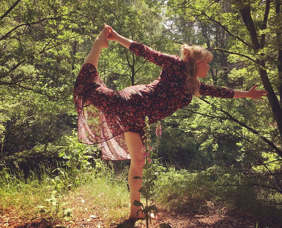 Sukha Love Yoga Myrthe Moors Natarasjasana