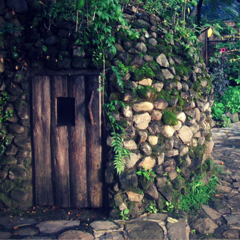 Mayan sauna