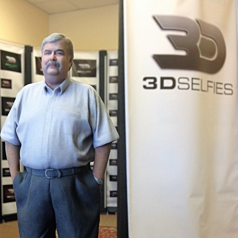 3 D Selfies Appointment