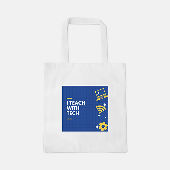 Teach with Tech Tote