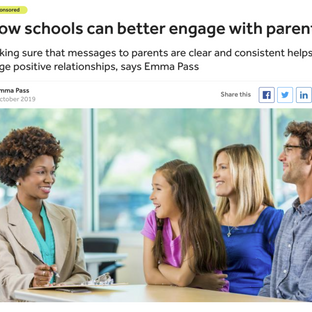 How Schools Can Better Engage with Parents