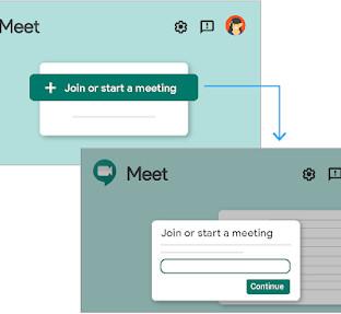 Group Activity over Google Meet