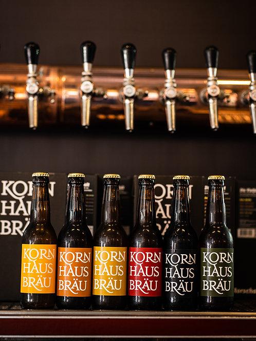 4x die Biervielfalt als Mitbringsel