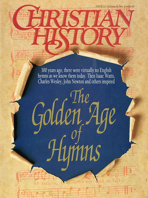 THE GOLDEN AGE OF HYMNS