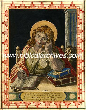 Saint John the Evangeslist