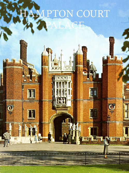 HAMPTON COURT PALACE GUIDE BOOK