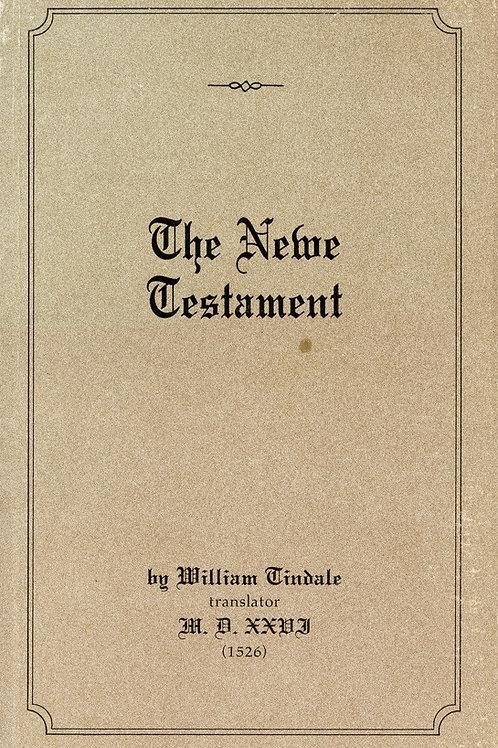 William Tyndale's New Testament Reprint 1989