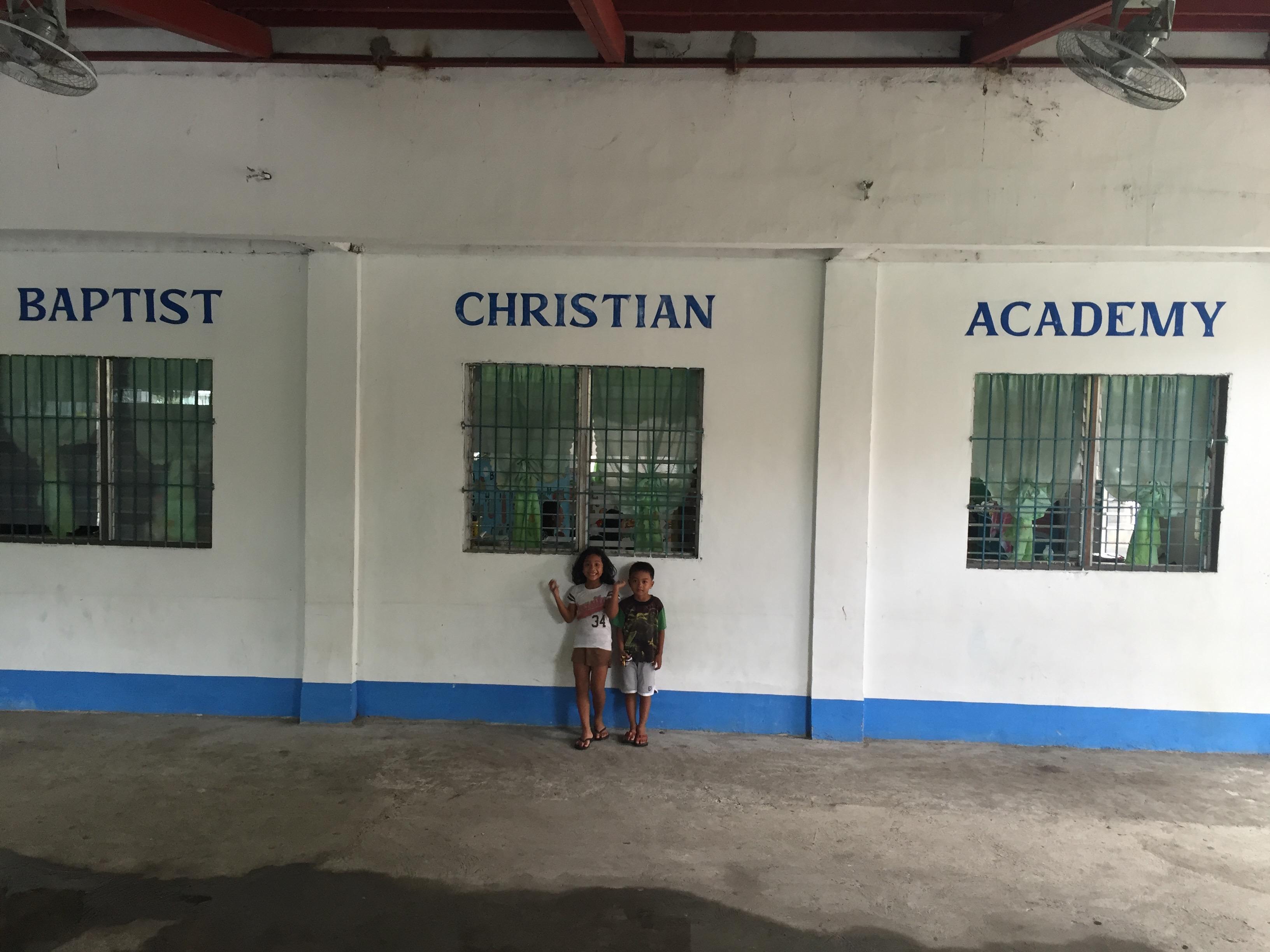 BAPTIST CHRISTIAN ACADEMY