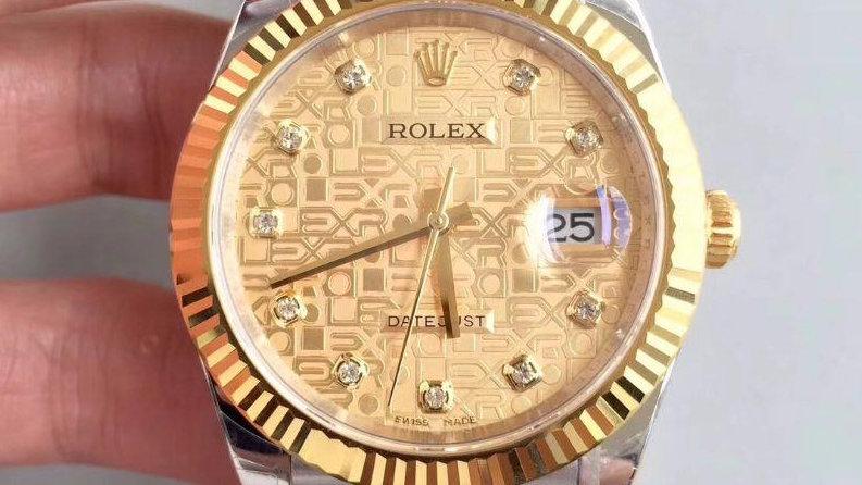 Rolex Datejust 41 126333-0003
