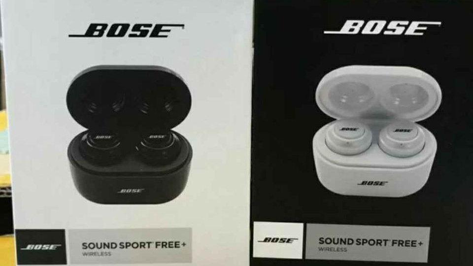 Bose Sound Sport Free Plus Wireless