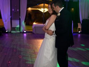 Maika y Carlos, el baile y la magia.
