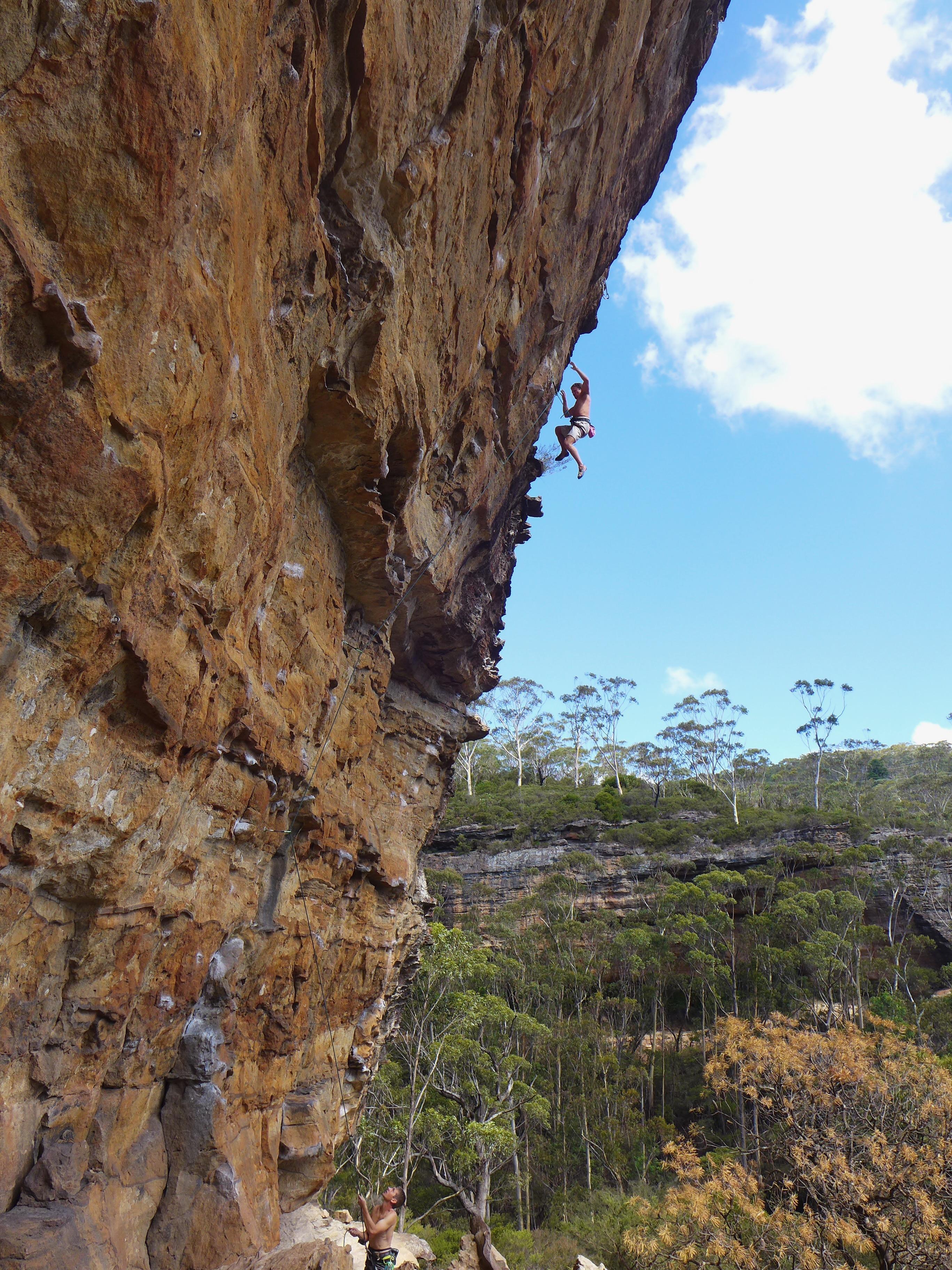 In the Air, Down Under, Australia