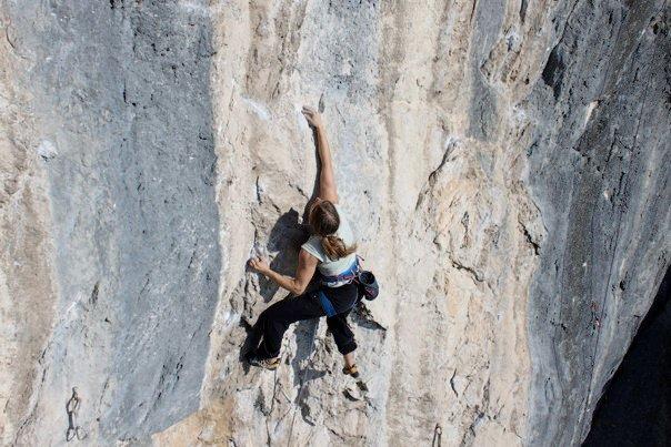 Klettergarten, Zentralschweiz, Tabea