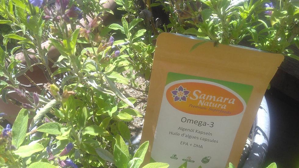 Omega 3 --- 120 capsules pour végétariens